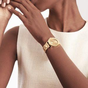 Movado Bold Rose Gold Watch